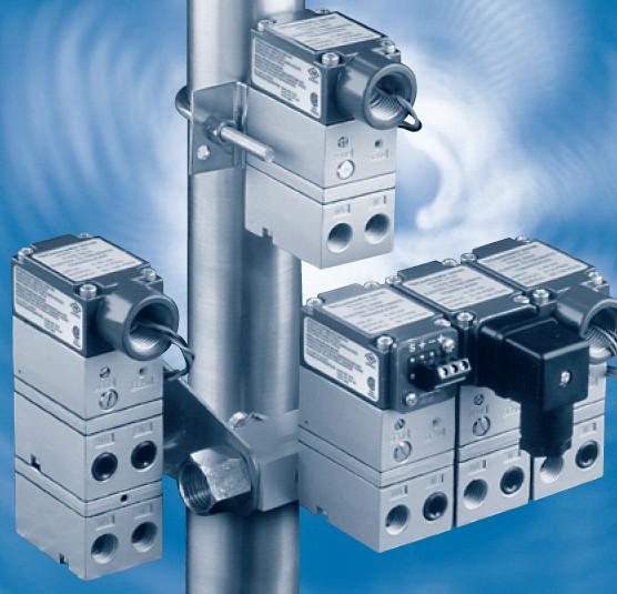 气压/电压比例阀,可以plc控制气压,输入0-10v,输出0.2-8bar图片